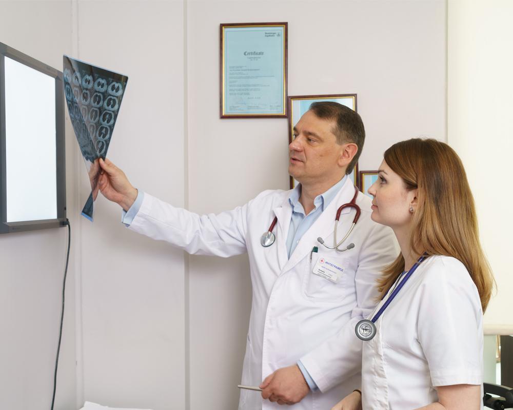 Обследование легких