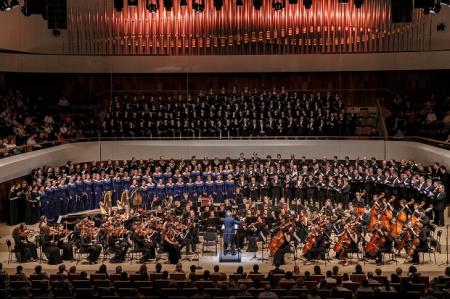 Капелла России имени А. А. Юрлова исполнит хоровые шедевры в режиме онлайн