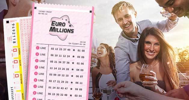 Евромиллион самая богатая на выигрыши лотерея Европы