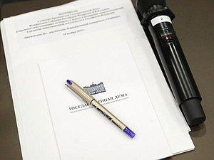 В ГД попросили Правительство ускорить предоставление информации о выплатах медикам