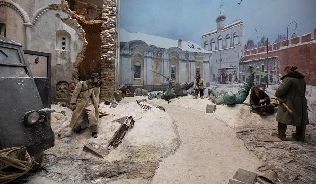Музей Победы закончил масштабную реэкспозицию к юбилею Победы