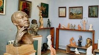 Дом-мастерская скульпторов Петиных может стать филиалом Оренбургского музея ИЗО