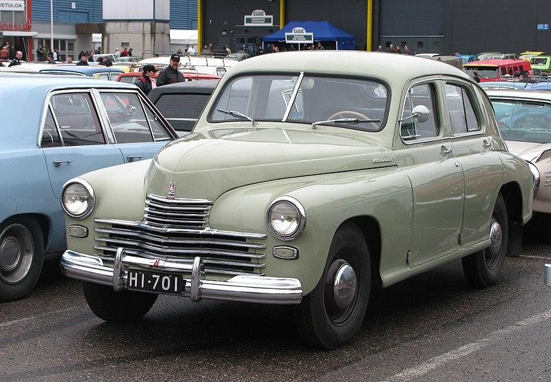 ГАЗ-20 Победа