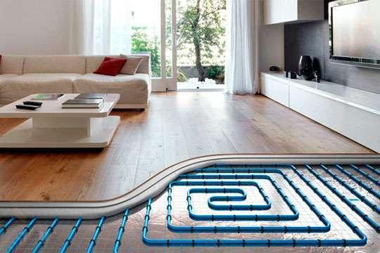Лучшие тёплые полы для Вашего жилья