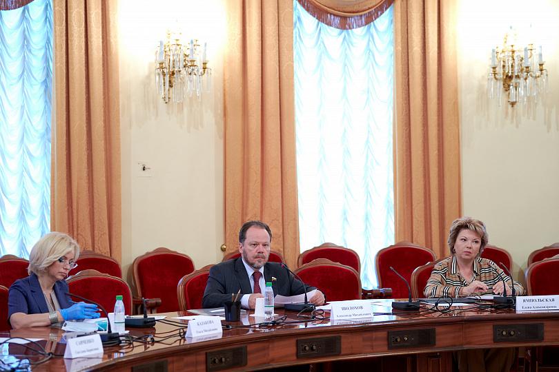 На совещании отдела Государственной Думы по культуре обсудили нормотворчество в сфере культуры