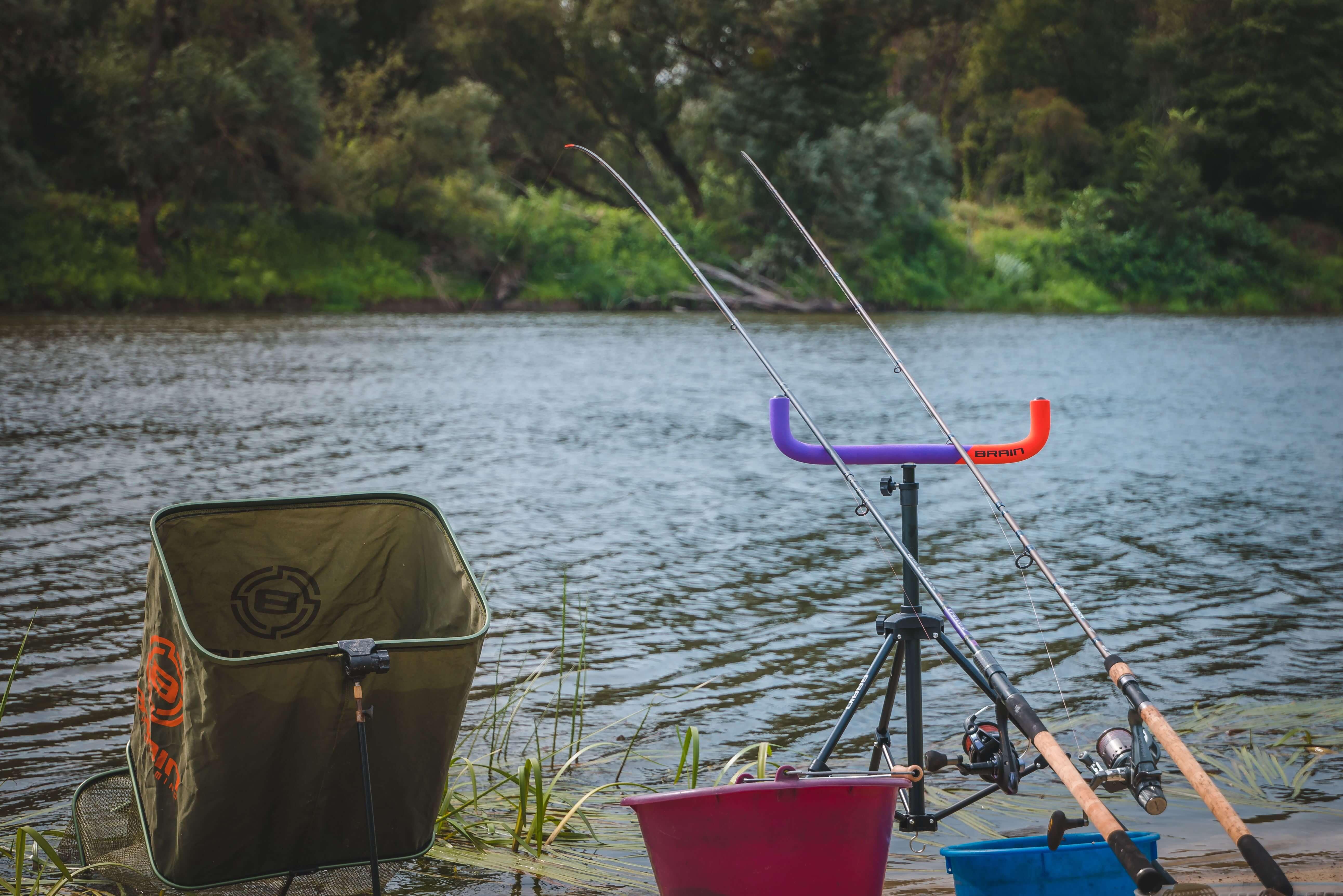 Рыболовные снасти от компании Brain
