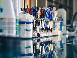 Около 3, 5 млрд рублей выделено на изготовление тест-систем для диагностики коронавируса