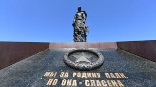 В Тверской области открыли Ржевский мемориал советскому солдату