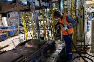 Клининг промышленных предприятий