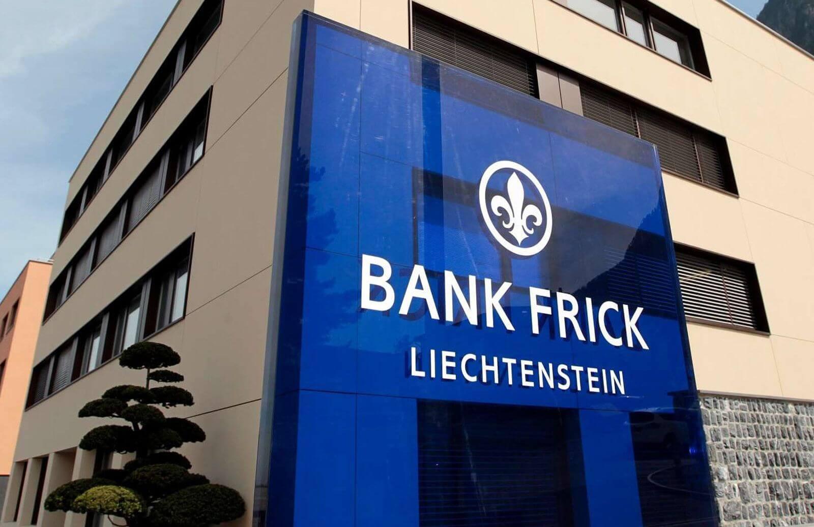 Банковский счет в Лихтенштейне