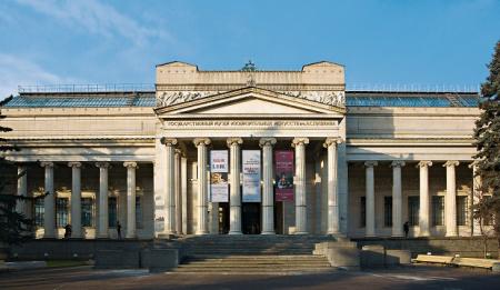 Государственный музей изобразительных искусств им. А. С. Пушкина откроется для посетителей 10 июля