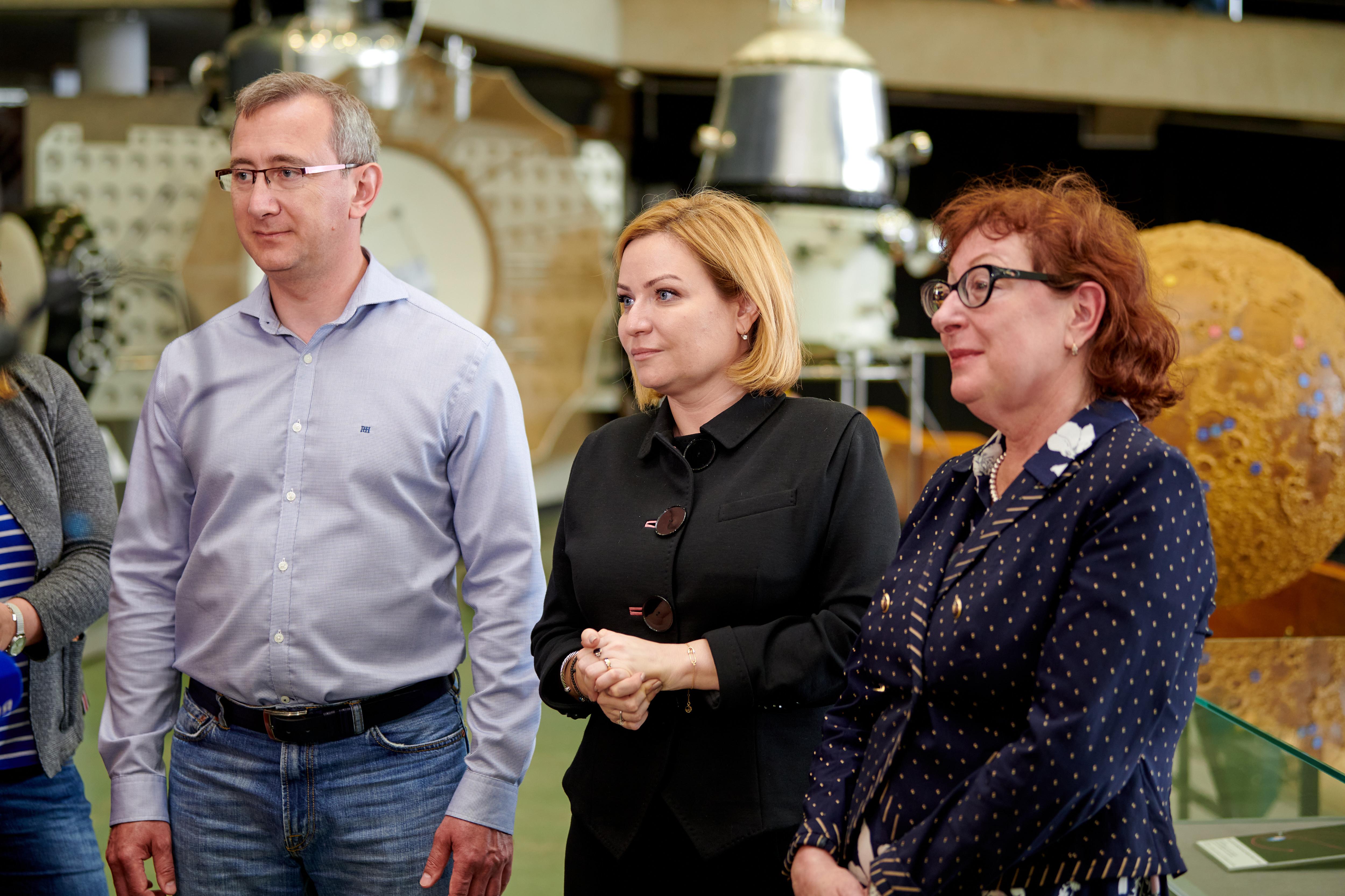 Ольга Любимова посетила с рабочей поездкой Калужскую область