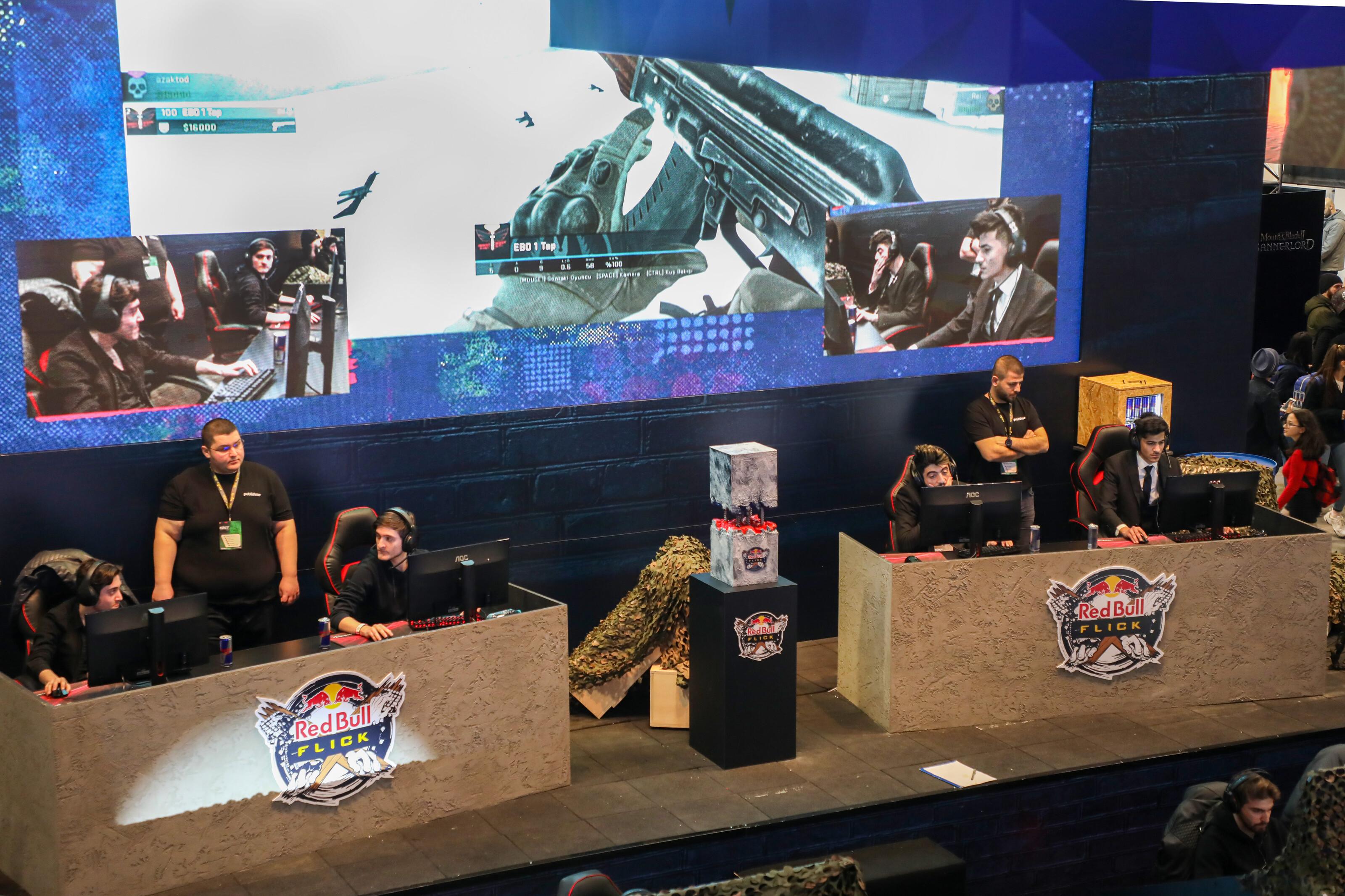 Дополнительные слоты на участие в Red Bull Flick для всех геймеров Татарстана!