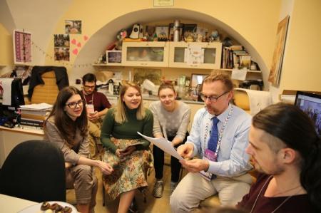 336 организаций стали участниками первого Всероссийского конкурса волонтёрских центров в сфере культ