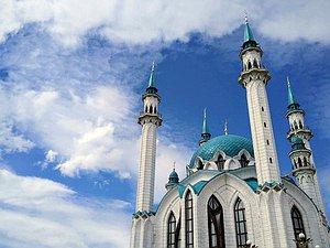 Вячеслав Володин засвидетельствовал свое почтение мусульман России с наступлением Курбан-байрама