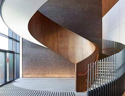 Монолитные ЖБИ лестницы