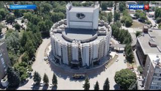 Впервые за почти сорок лет реконструируют Челябинский драмтеатр им</div><div class=