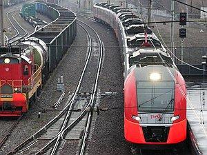 Вячеслав Володин засвидетельствовал свое почтение работников железнодорожной промышленности с профессиональным праздником