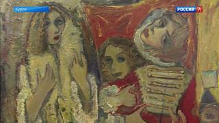 Масштабное пополнение коллекции в Курской картинной галерее им</div><div class=