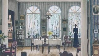 """В Бахрушинском музее открывается выставка """"Власть cада"""" к юбилею А. П. Чехова"""