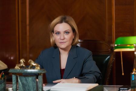 Поздравление Министра культуры рф Ольги Любимовой с Днем знаний