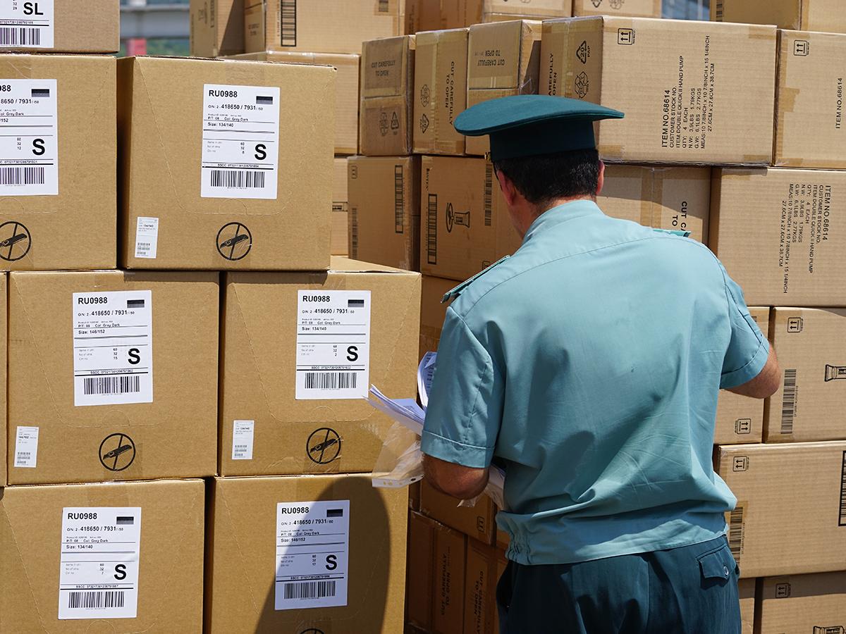 услуги по растаможке импорта