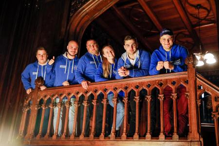 Ольга Любимова приняла участие в первой экскурсии для волонтеров по уникальной старинной усадьбе Мор