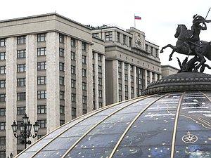 Государственная Дума приняла сообщение в связи с 75-й годовщиной создания Организации Объединенных Н
