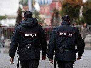 В ГД внесены поправки о госзащите работников МВД и Росгвардии