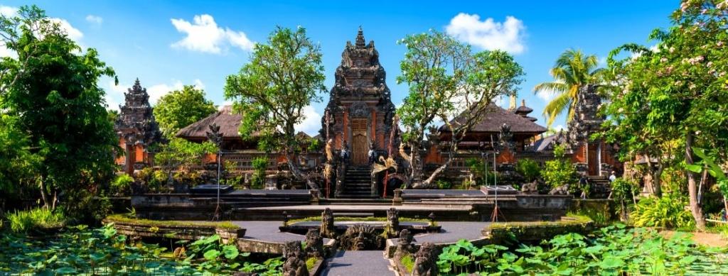 снять виллу в убуде Бали ilovevilla.com