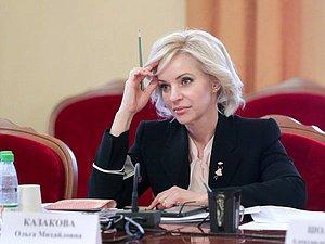 Ольга Казакова: сотрудничество отдела по просвещению с профильным министерством приведет к быстрым