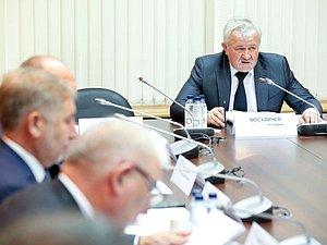 Состоялось первое совещание отдела по транспорту и развитию транспортной инфраструктуры