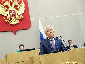 Новость: Владимир Васильев: в ГД не может быть популизма, все народные избранники обязаны трудиться на благо людей