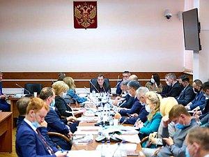 """Комитет по бюджету и налогам согласовал реализацию государственной программы """" Культура """""""