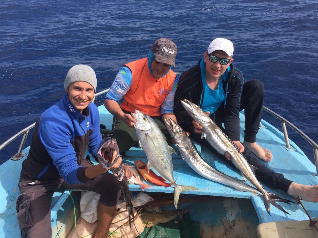 Рыбалка в Шарм Эль Шейхе