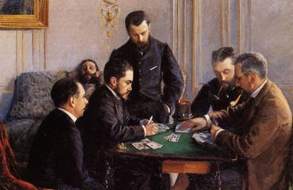 В какие карточные игры россияне играют чаще всего