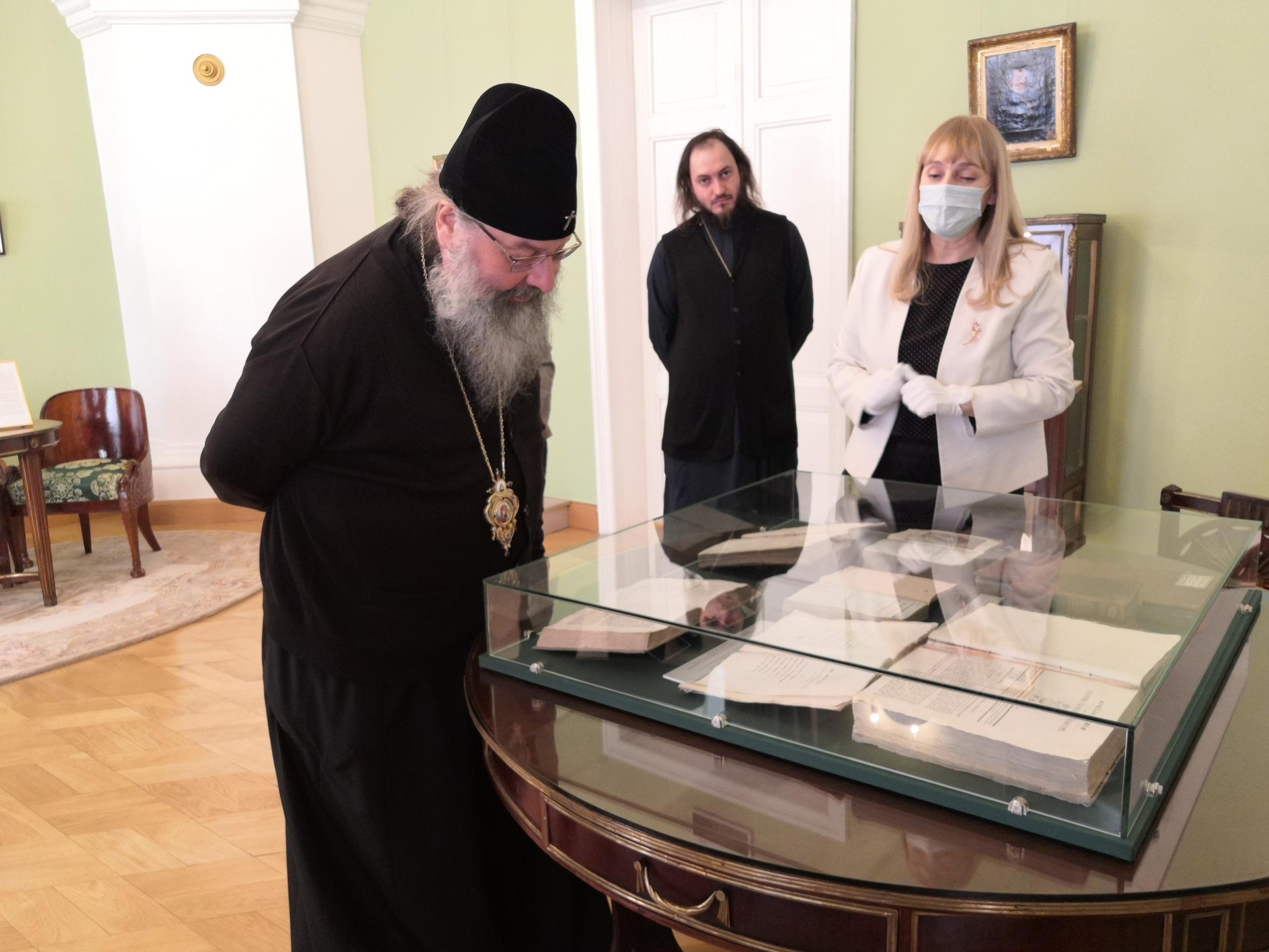 Глава Татарстанской митрополии