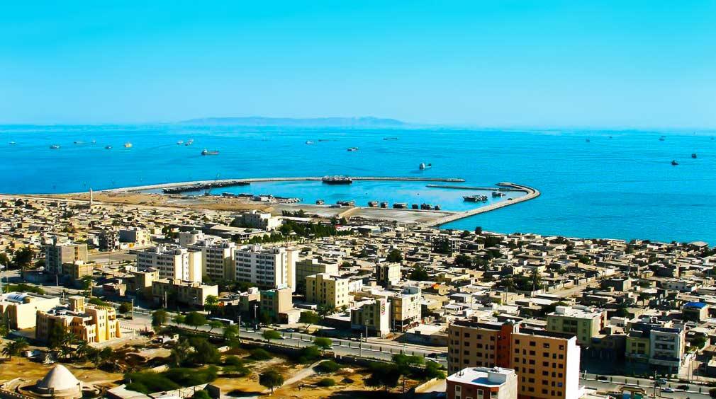 Главный порт Ирана