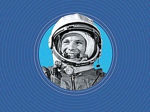 Вячеслав Володин засвидетельствовал свое почтение граждан России с Днем космонавтики