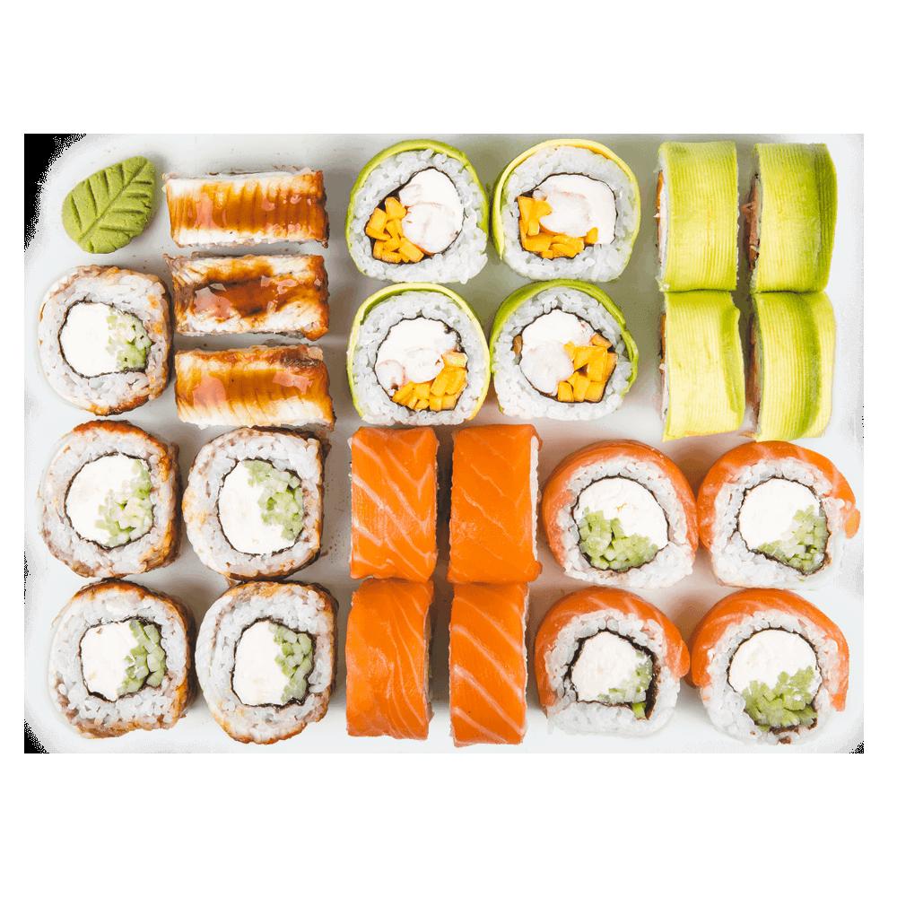 Ninja Sushi ᐈ Заказ и доставка японской еды на дом и офис в Москве