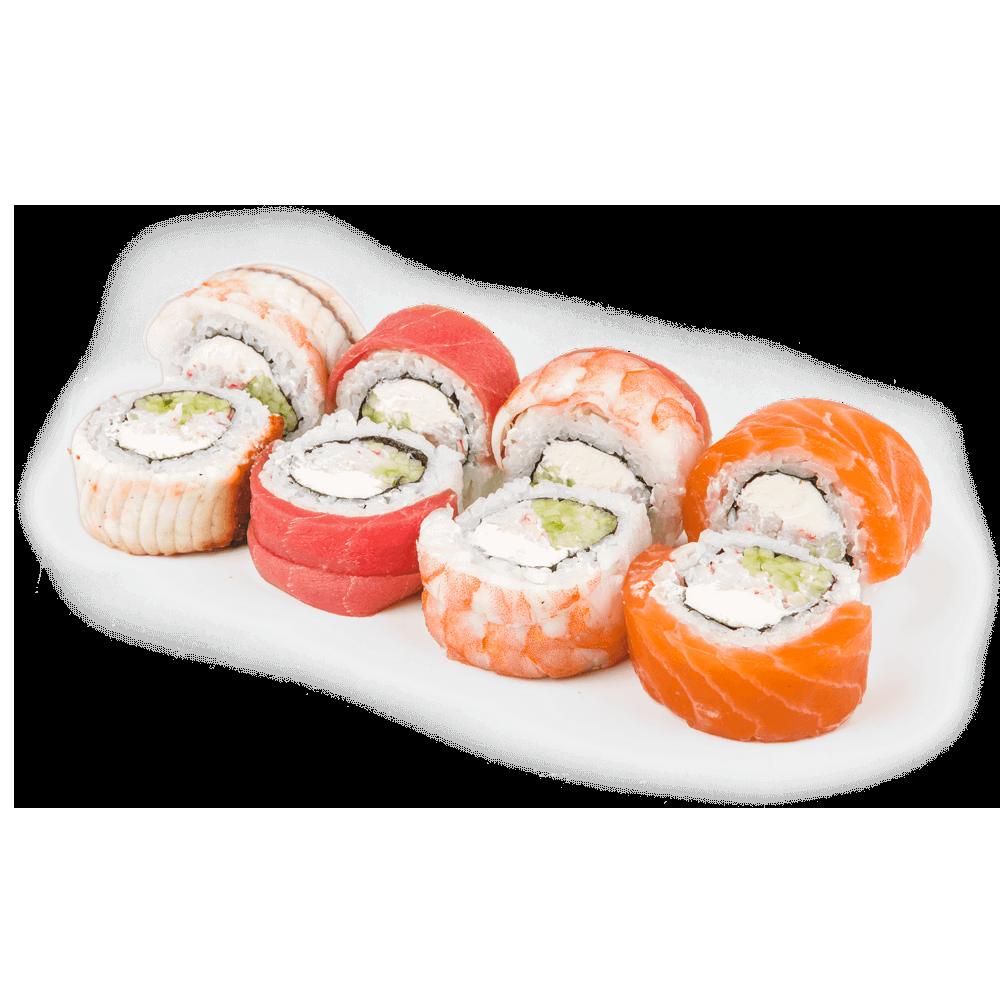 Ninja Sushi – роли преміум-класу. Для справжніх цінителів!