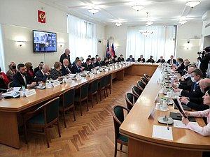 Народные избранники встретились с главой Счетной палаты
