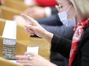 Александр Жуков поведал о повестке ГД на эту неделю