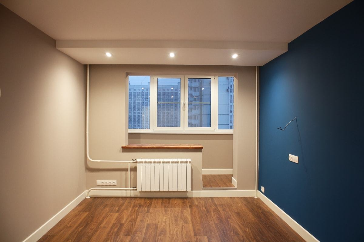 ремонт квартиры под ключ на сайте АСК Триан trian.tiu.ru