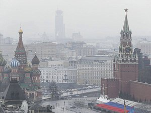 Руководитель РФ приказал внести поправки о квотировании выбросов в городах с загрязненным воздухом
