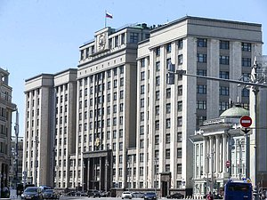 Александр Жуков поведал о планах работы Государственной Думы на неделю