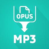 Opus конвертер mp3