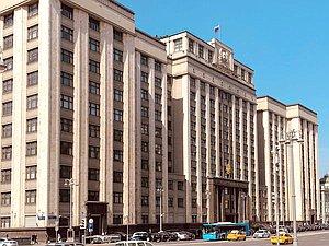 Новость: Государственная Дума приняла сообщение в связи с осложнением ситуации вокруг Приднестровья
