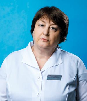 Солонина Елена Станиславовна