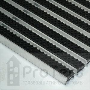 грязезащитные решетки алюминиевые
